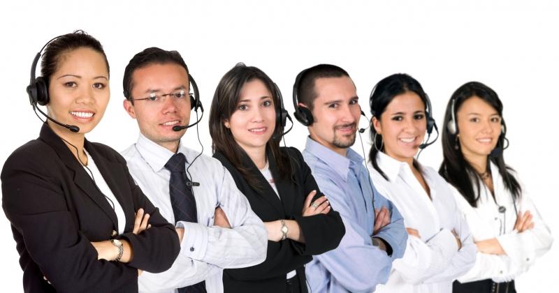 equipo call center